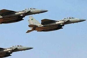 عربستان سعودی امروز ۲۱ بار به روی استان مأرب بمب ریخت