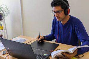 درخواست دانشجویان برای برگزاری امتحانات مجازی