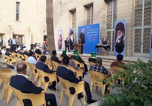 برگزاری یادبود سردار حجازی در سفارت ایران در بغداد +عکس