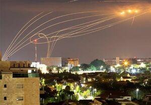 حمله راکتی جدید به اراضی اشغالی فلسطین