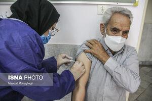 عکس/ آغاز طرح واکسیناسیون سراسری در سمنان
