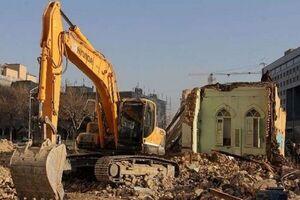 عربستان یکی دیگر از مساجد شیعیان را تخریب کرد