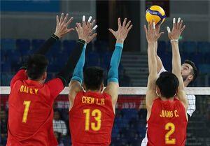 جایگزین چین در لیگ ملتهای والیبال مشخص شد
