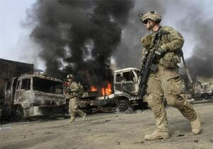 هرچه بایدن درباره پایان دادن به جنگ افغانستان گفت دروغ بود