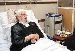آیت الله مکارم شیرازی فردا از بیمارستان مرخص میشود