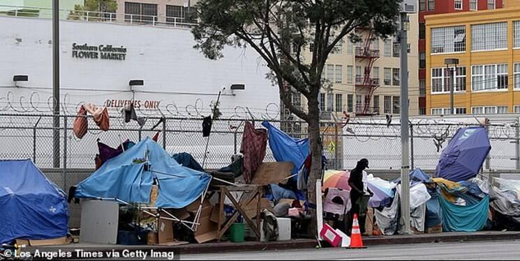 تخلیه اجباری بیخانمانها برای برگزاری اسکار!