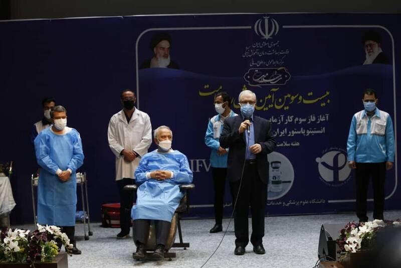 آغاز تزریق فاز ۳ واکسن مشترک ایران و کوبا