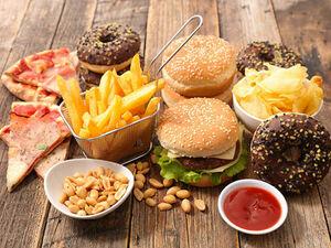 غذاهای ممنوعه برای داشتن میانسالی سالم