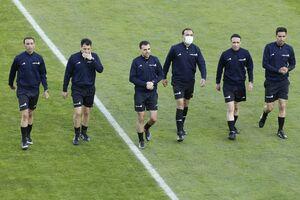 اسامی داوران مرحله یک هشتم جام حذفی