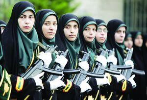 یگان ویژه واحد زنان عملیاتی شد