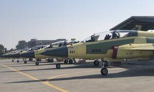 عکس/ موشک جدید برای جنگنده پاکستانی
