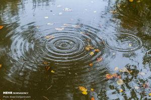 کاهش ۱۵۱ میلیمتری بارشهای کشور