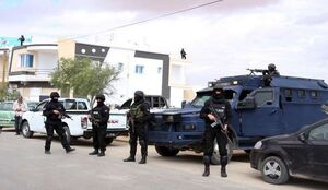 کشف باند تروریستی در تونس که از اروپا هدایت میشد