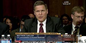 اتهامزنی جدید سفیر آمریکا در بغداد علیه ایران