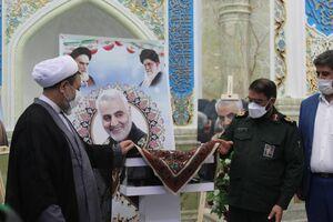رونمایی از سکه یادبود طلا و نقره سردار دلها+عکس