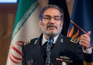 تکذیب دیدار شمخانی با رئیس سیا در عراق