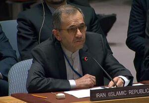 انتقاد ایران از انفعال شورای امنیت در نقض حقوق غیرنظامیان