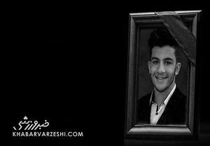 مرگ تلخ یک جوان ورزشکار روی رینگ بوکس +عکس