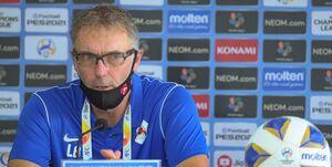 اسطوره فوتبال فرانسه پیگیر کرونا در ایران
