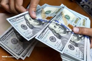 آخرین قیمت دلار در بازار