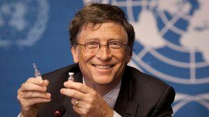مخالفت بیل گیتس با دسترسی کشورهای فقیر به فرمول واکسن