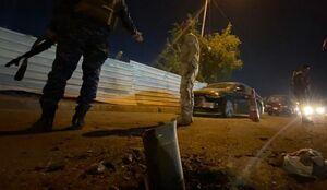 حمله پهپادی به محل استقرار نیروهای آمریکایی در پایگاه «بلد» عراق