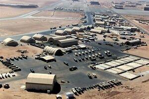 واکنش ارتش آمریکا به وقوع صدای انفجار در پایگاه «البلد»