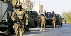 هلاکت یک تروریست انتحاری در کرکوک عراق