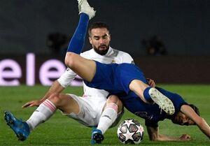 مدافع رئال مادرید