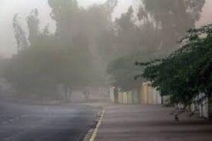 هشدار هواشناسی درباره رگبار باران و وزش باد شدید در بسیاری از مناطق کشور