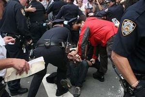 حملات وحشیانه هر روز پلیس آمریکا+ فیلم