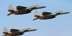 عربستان امروز ۲۰ بار روی استان مأرب بمب ریخت
