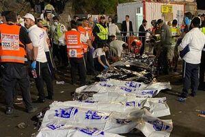 هلاکت دهها صهیونیست در حادثه سقوط پل - کراپشده