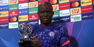 بهترین بازیکن نیمه نهایی لیگ قهرمانان اروپا