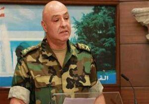 روابط خوب فرمانده ارتش لبنان با حزب الله