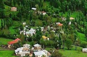 دهکده Estakhrgah در  Rudbar + عکس