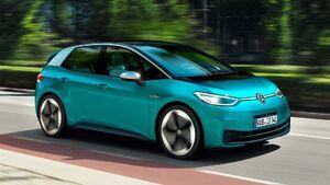 معرفی خیرهکنندهترین خودرو تمام برقی فولکس واگن +عکس