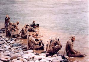 غواصان دلیر اروند در میدان+ فیلم