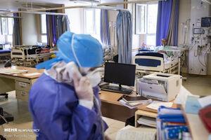 چند درصد بیماران بستری فوت میکنند؟