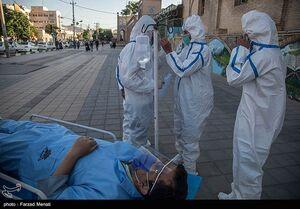 عکس/ کارناوال نمایشی هشدار خطرات کرونا در کرمانشاه