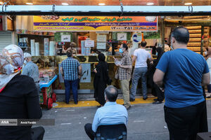 عکس/ تهران رمضان ۱۴۰۰