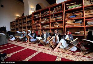 عکس/ حال و هوای ماه مبارک رمضان در یمن