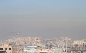 قرارگیری هوای ۳ شهر در شرایط ناسالم