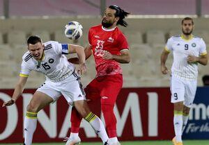 مهاجم تراکتور بهترین بازیکن هفته ششم لیگ قهرمانان آسیا