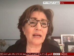 درگیری لفظی کارشناس بیبیسی و مسیح علینژاد+ فیلم
