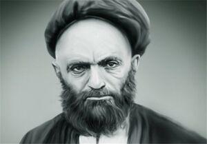 دستخط آیت حق سید علی قاضی
