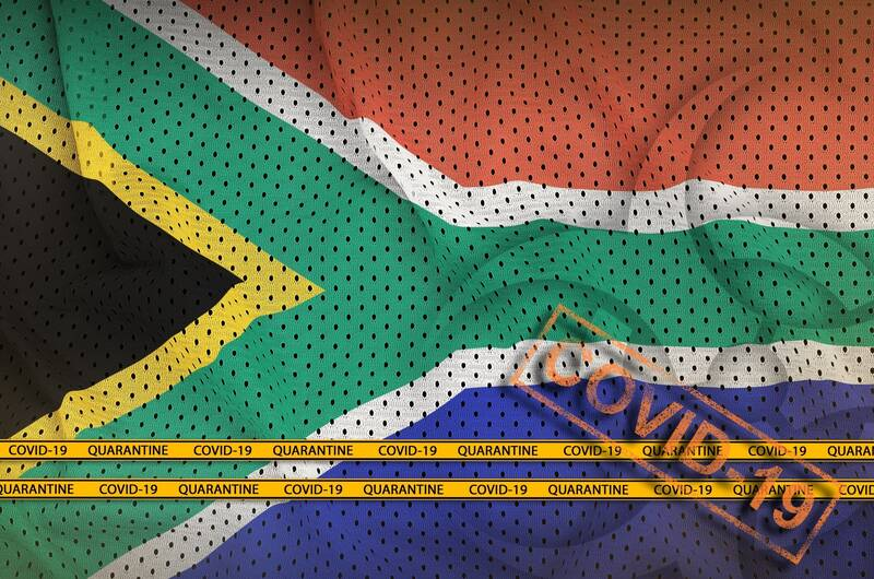کرونا در آفریقای جنوبی