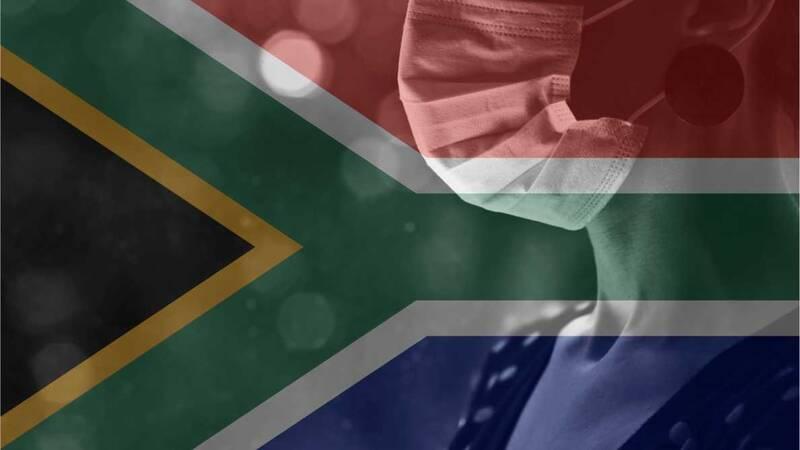 کرونا و آفریقای جنوبی