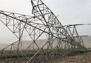 حمله داعش به خطوط انتقال برق در شمال شرق بعقوبه