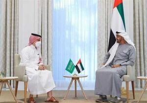 سفر وزیر خارجه عربستان به امارات در سایه تشدید اختلافات منطقهای